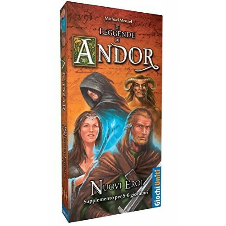 Le Leggende di Andor - Nuovi Eroi