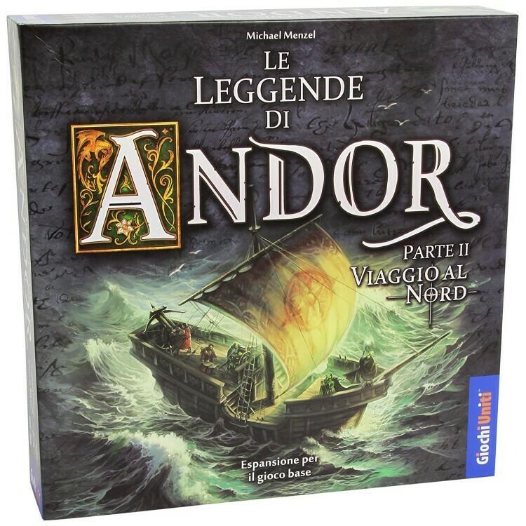 Le Leggende di Andor - Viaggi al Nord