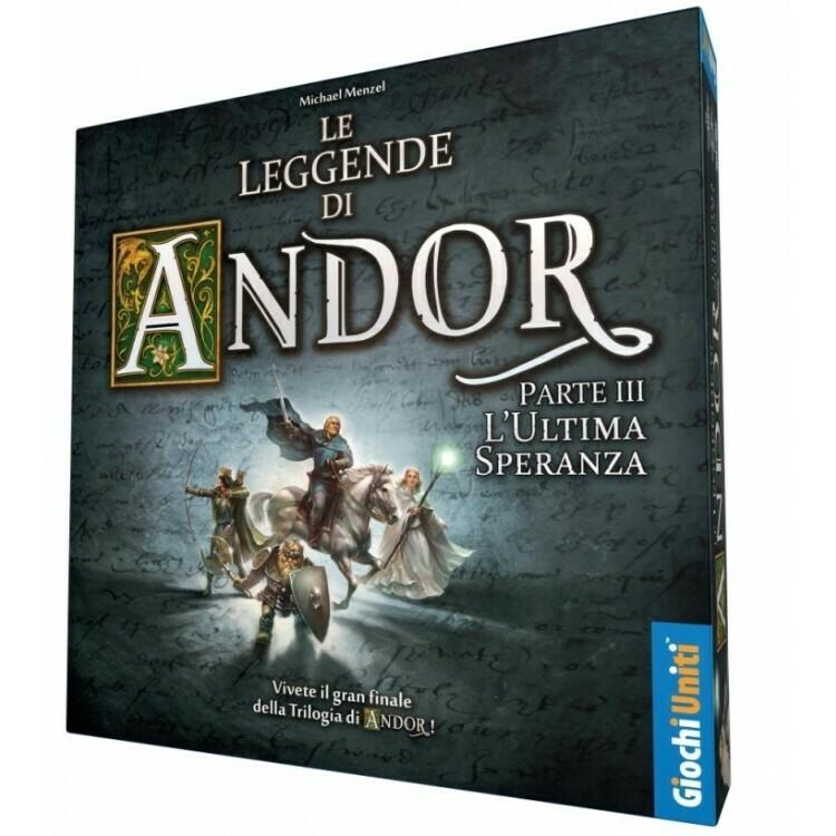 Le Leggende di Andor - L'ultima Speranza