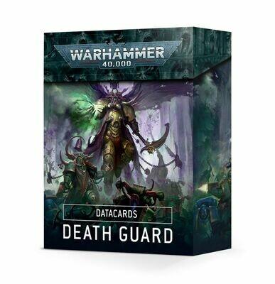 Warhammer 40000: Datacards Death Guard