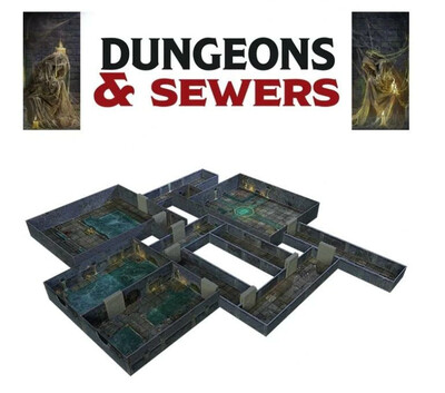 Tenfold Dungeon: Dungeon & Sewers