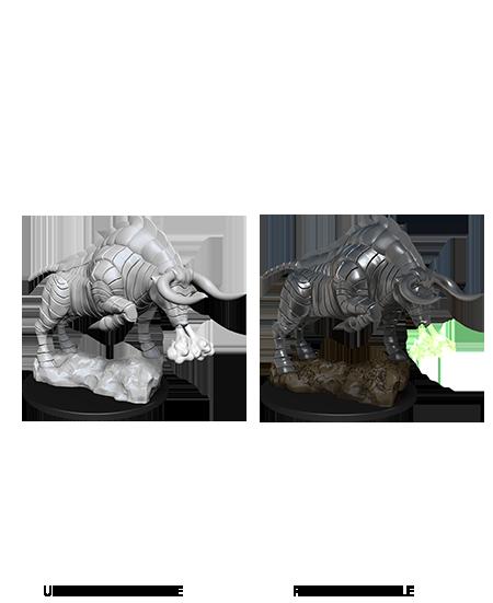 D&D Nolzur's Marvelous Miniatures - Gorgon