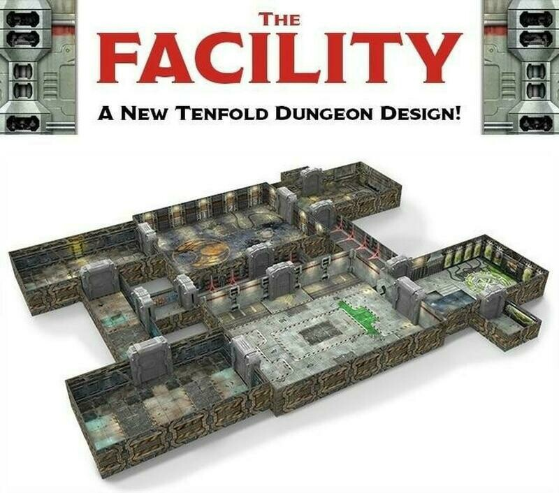 Tenfold Dungeon: The Facility
