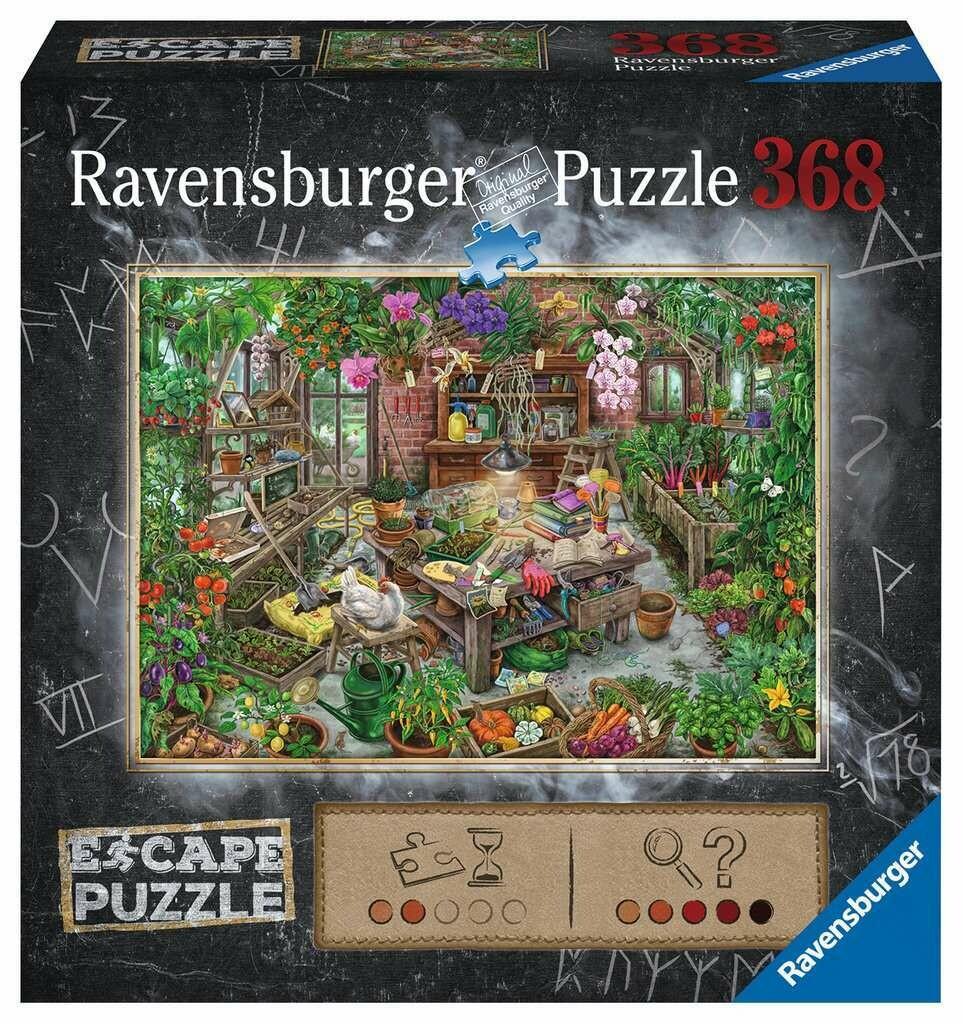 Puzzle Escape The Green House 368p