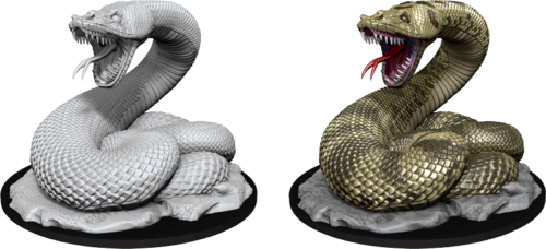 D&D Nolzur's Marvelous Miniatures - Giant Constrictor Snake