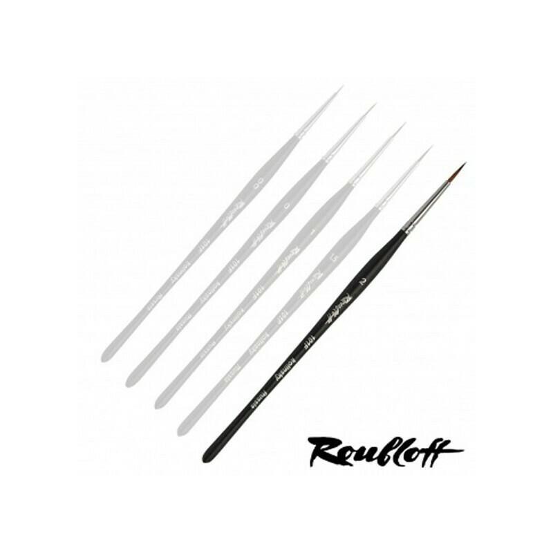 Roubloff Fine-Art Brush 101F-2 Standard
