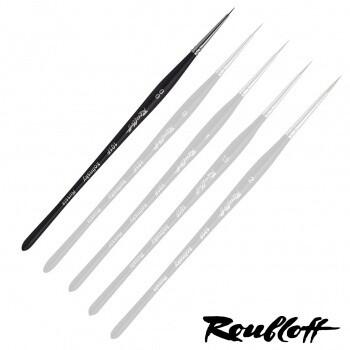 Roubloff Fine-Art Brush 101F-00 Super Detail