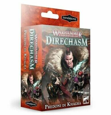 Warhammer Underworlds: Predoni di Khagra
