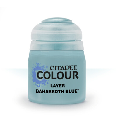 Citadel Colour - Layer - Baharroth Blue