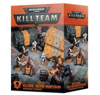 Warhammer 40000 - Kill Team Killzone: Sector Munitorum