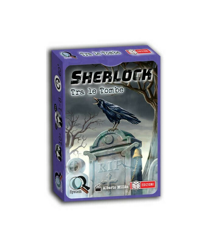 Sherlock: Tra Le Tombe