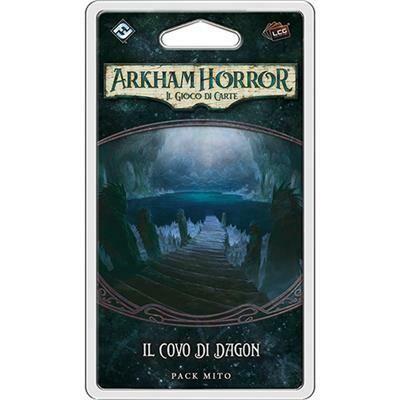 Arkham Horror LCG - Il Covo di Dagon