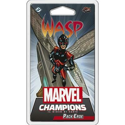 Marvel Champions - Wasp (Pack Eroe)