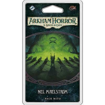 Arkham Horror LCG - Nel Maelstrom