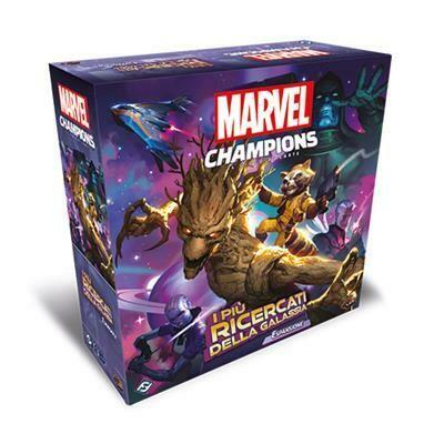 Marvel Champions - I più ricercati della Galassia (Pack Scenario)