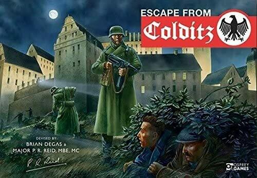 Escape from Colditz - 75th Anniversary Ed. - EN