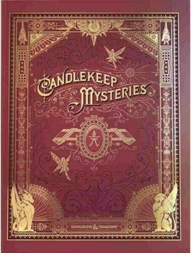 D&D Candlekeep Mysteries  - Quinta Ed. Ed Limitata ENG