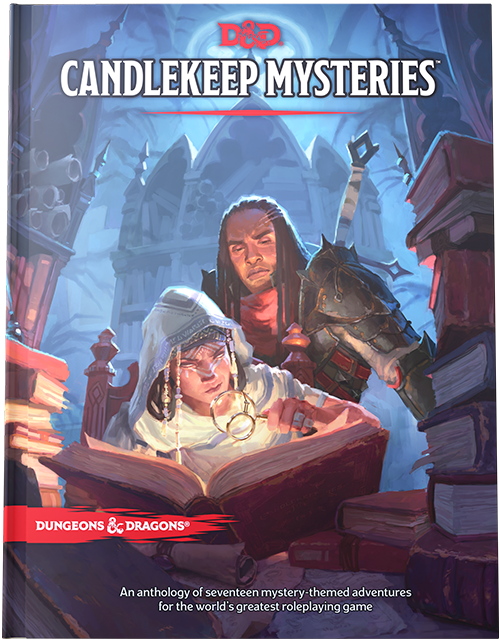 D&D Candlekeep Mysteries  - Quinta Ed. ENG