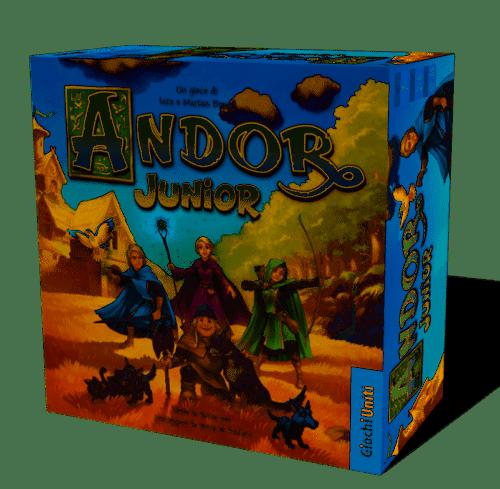 Le Leggende di Andor Junior