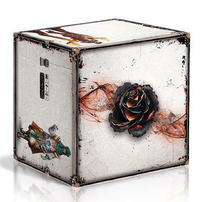 Black Rose War Core Game