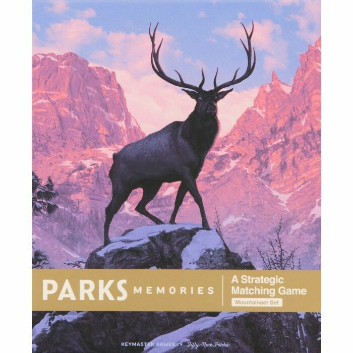 Parks - Memories: Mountaineer ENG