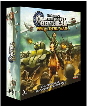 Quartermaster General - Espansione Total War