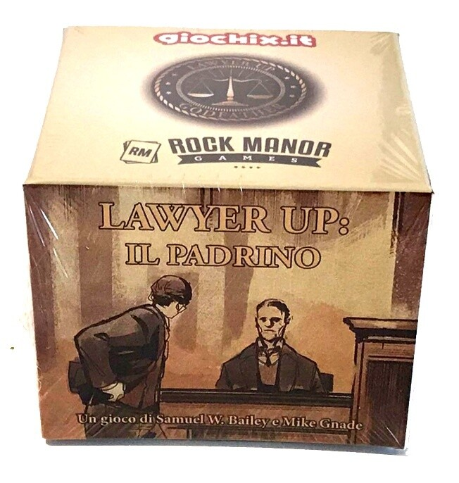 Lawyer Up - Il Padrino