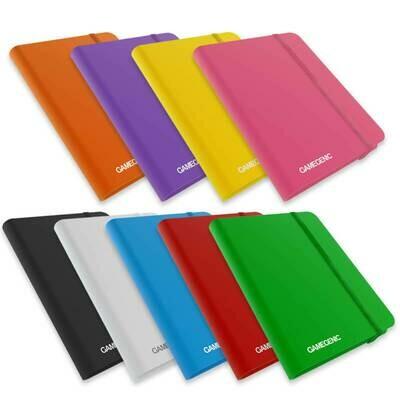 Casual Album 8 Pocket - Colori Vari