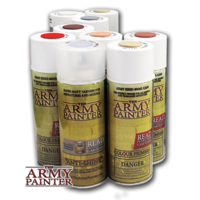 Color Primer Spray - Army Painter