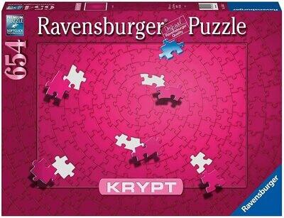 Puzzle Krypt - Pink