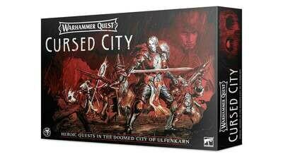 Warhammer Quest: La Città Maledetta