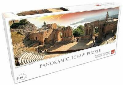 Puzzle Taormina Theatre 504p