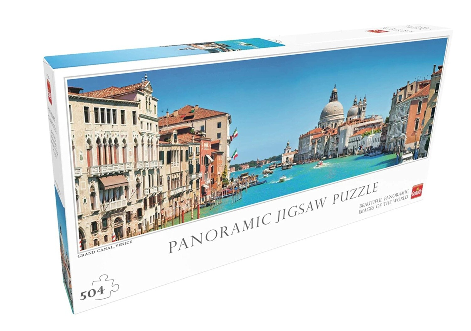 Puzzle Grand Canal Venice 504p