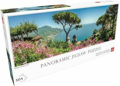 Puzzle Amalfi Coast 504p