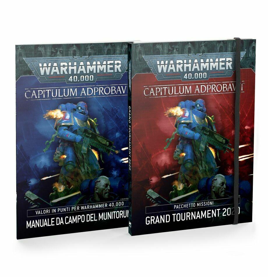Warhammer 40000: Missioni - Capitulum Adprobavit 2020