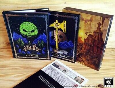 Warhammer Fantasy Role-Play -Il Nemico nell'Ombra Edizione Limitata