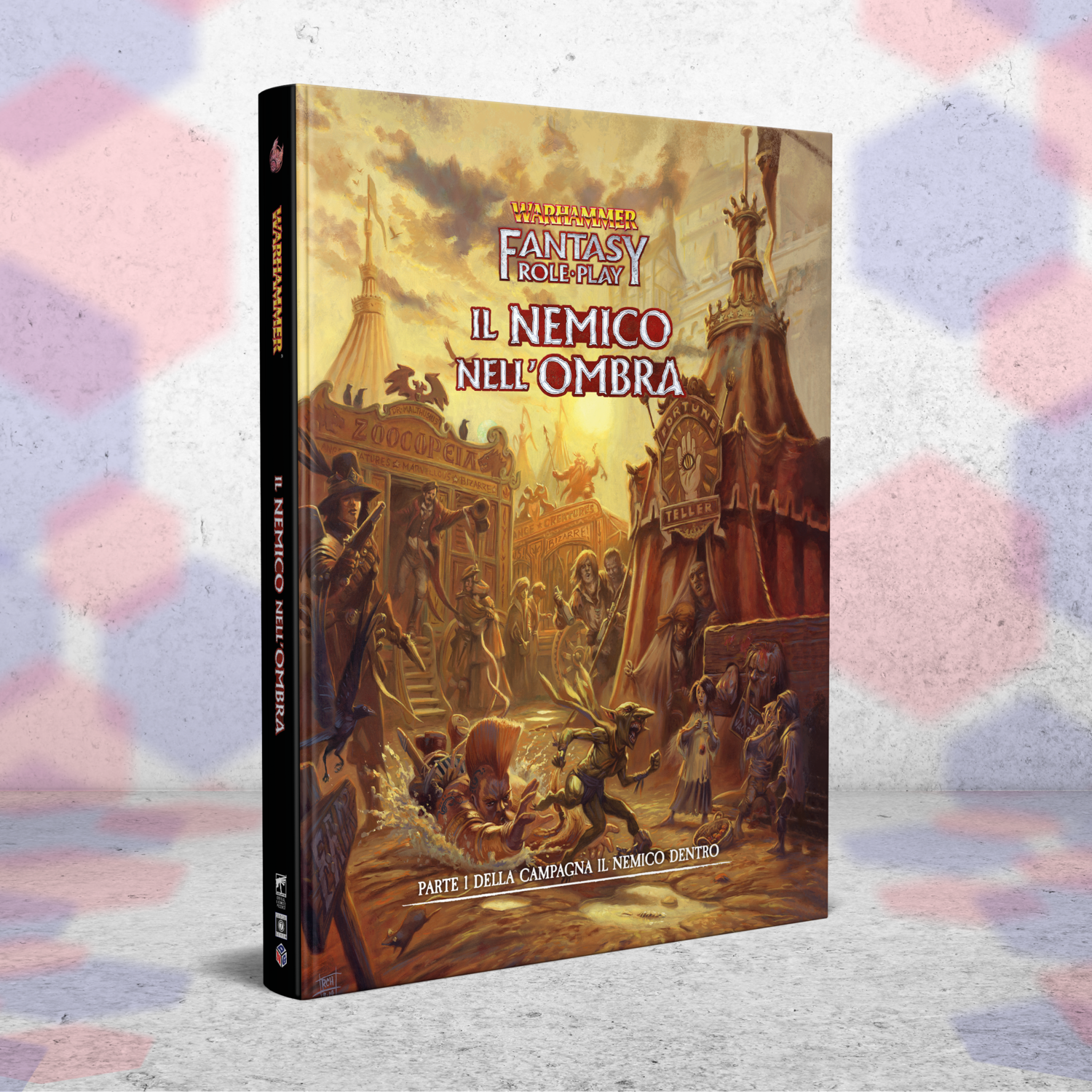 Warhammer Fantasy Role-Play -Il Nemico nell'Ombra