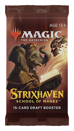 Strixhaven Busta Ita - Magic: the Gathering