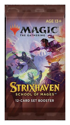 Strixhaven Set Booster ENG - Magic: the Gathering