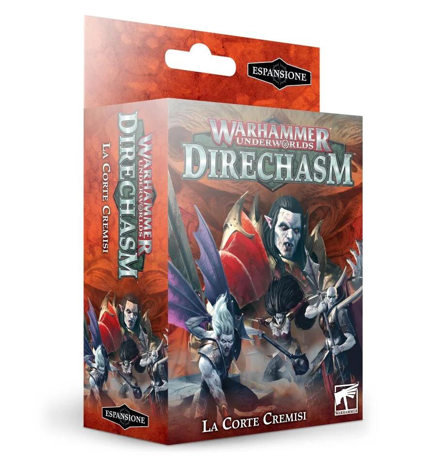 Warhammer Underworlds: Direchasm - La Corte Cremisi