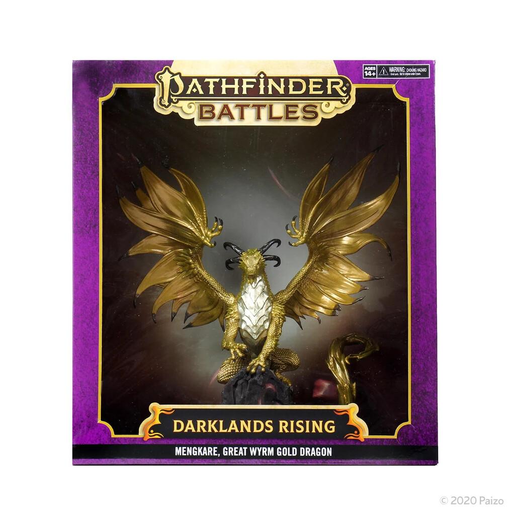 Mengkare, Great Wyrm Premium Set - Pathfinder Battles: Darklands Rising