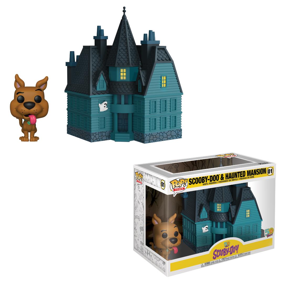 POP Funko Scooby Doo - Haunted Mansion Vinyl Figure