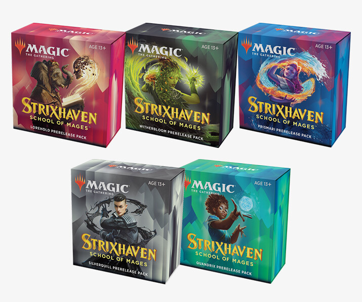 Strixhaven Pre-Release Pack - Magic: the Gathering