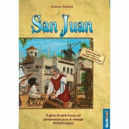 San Juan Edizione Italiana