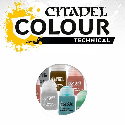 Citadel Colour - Technical