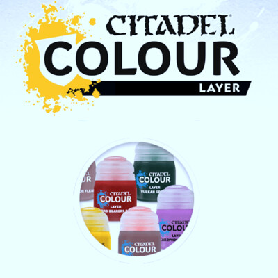 Citadel Colour - Layer