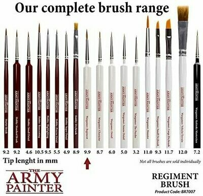 Brushes (penneli) - Army Painter