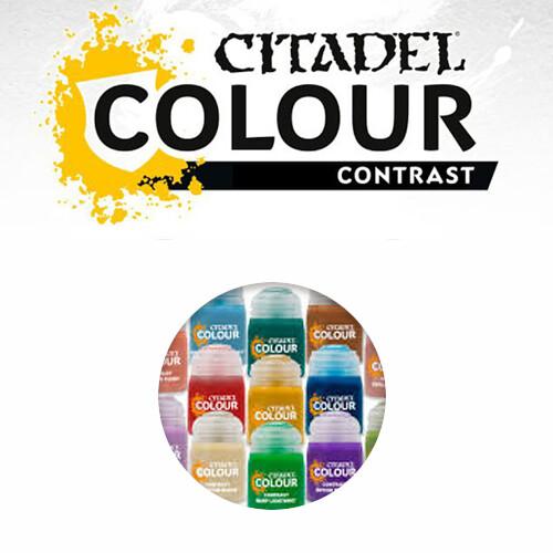 Citadel Colour - Contrast