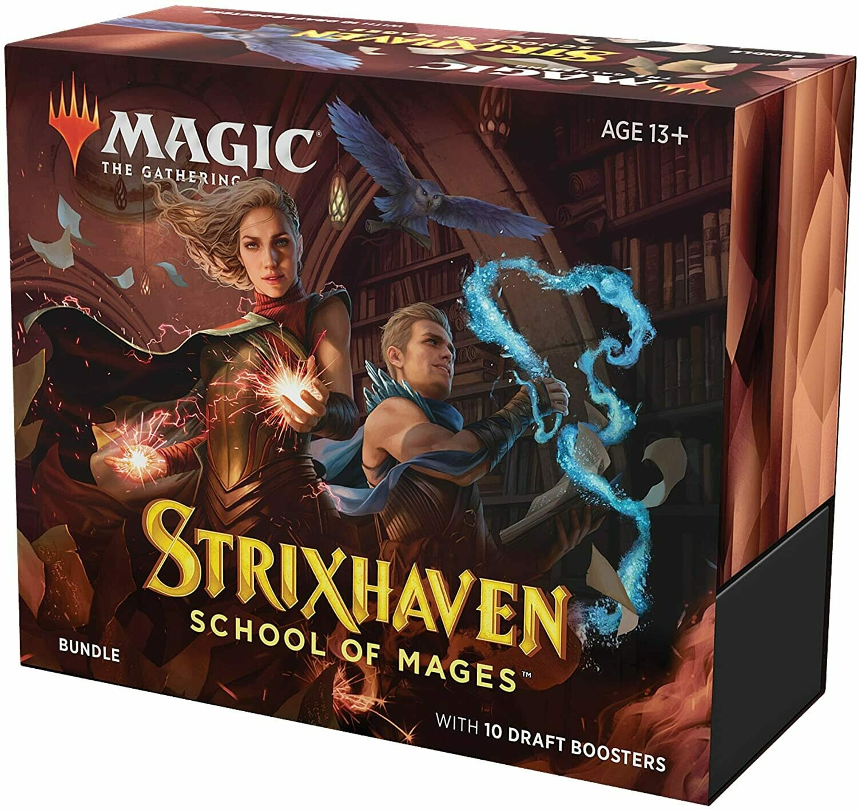 Strixhaven Bundle (ex Fat Pack) - Magic: the Gathering