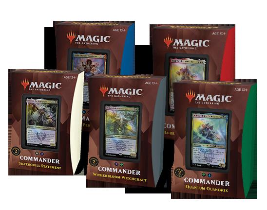 Strixhaven Mazzo Commander ENG - Magic: the Gathering